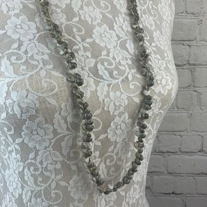 Jewelry - Small Shell Long Necklace 36 inch